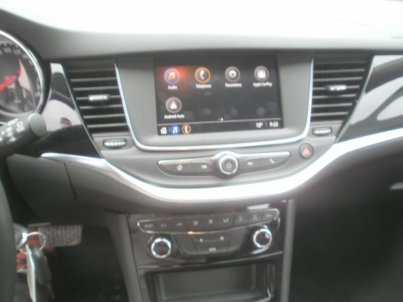 Opel Astra 1.4 Turbo 145ch Elegance CVT 8cv Noir occasion à Auxerre - photo n°15