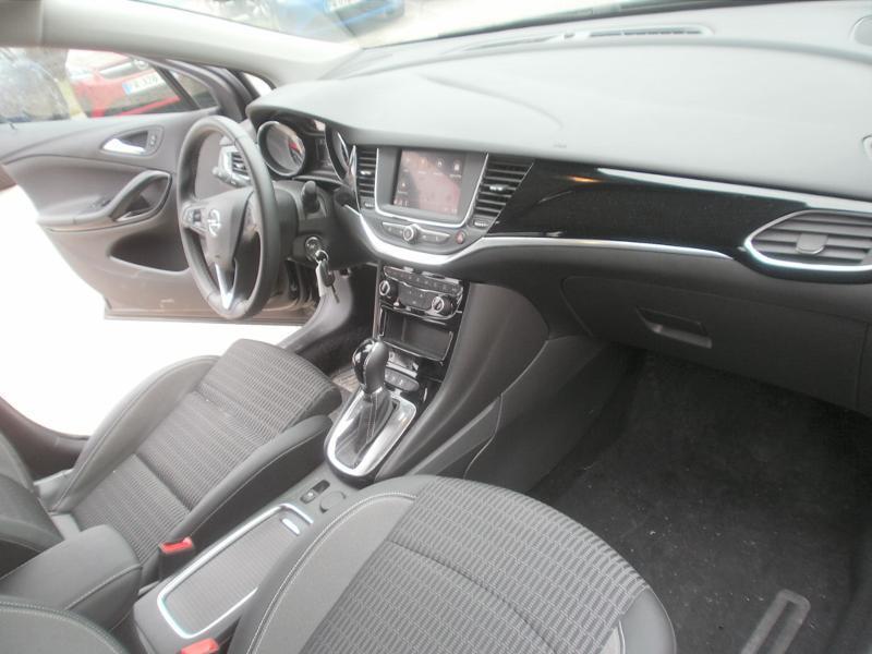Opel Astra 1.4 Turbo 145ch Elegance CVT 8cv Noir occasion à Auxerre - photo n°14