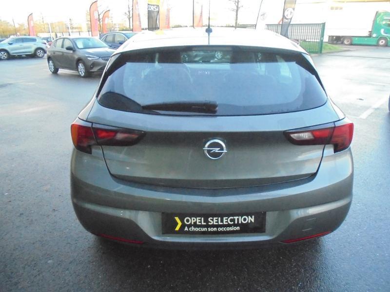 Opel Astra 1.4 Turbo 145ch Elegance CVT Gris occasion à Varennes-sur-Seine - photo n°5