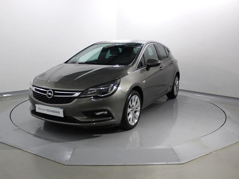 Opel Astra 1.4 Turbo 150 ch Start/Stop Innovation Marron occasion à VANNES