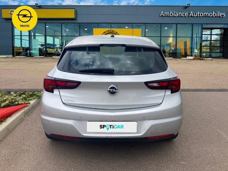 Opel Astra 1.4 Turbo 150ch Innovation Automatique Euro6d-T Gris occasion à Barberey-Saint-Sulpice - photo n°5