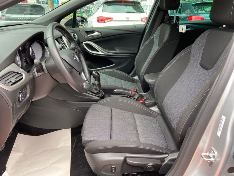 Opel Astra 1.5 D 105 BV6 2020 GPS Caméra JA 17 Gris occasion à Cahors - photo n°3