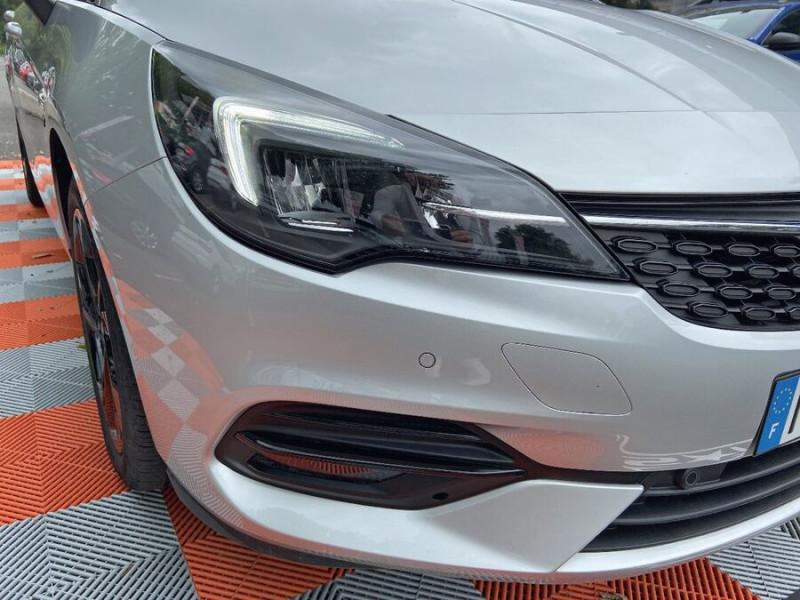 Opel Astra 1.5 D 105 BV6 2020 GPS Caméra JA 17 Gris occasion à Cahors - photo n°15