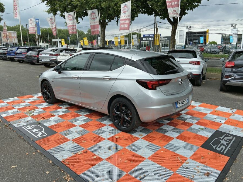 Opel Astra 1.5 D 105 BV6 2020 GPS Caméra JA 17 Gris occasion à Cahors - photo n°7