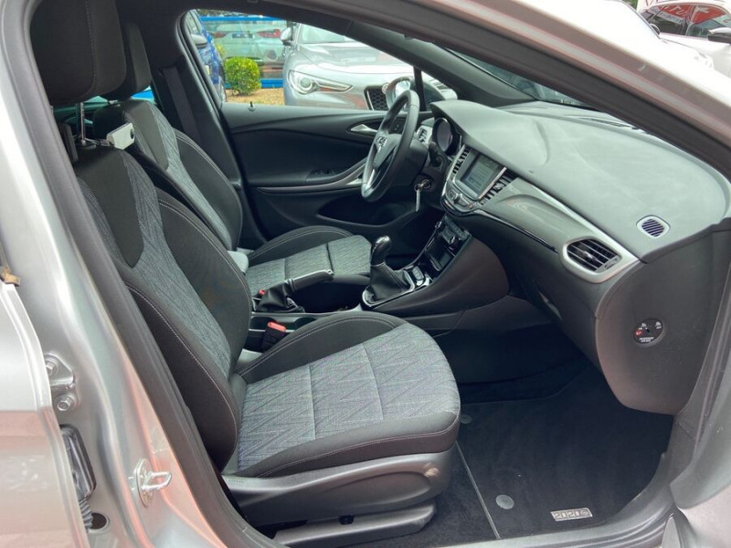 Opel Astra 1.5 D 105 BV6 2020 GPS Caméra JA 17 Gris occasion à Cahors - photo n°9