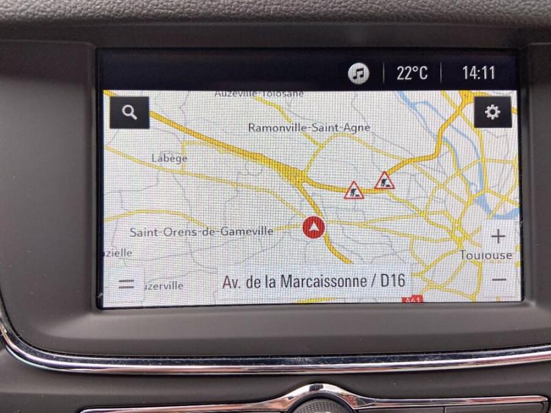 Opel Astra 1.5 D 105 BV6 2020 GPS Caméra JA 17 Gris occasion à Cahors - photo n°12