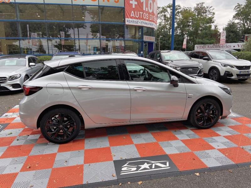 Opel Astra 1.5 D 105 BV6 2020 GPS Caméra JA 17 Gris occasion à Cahors - photo n°10