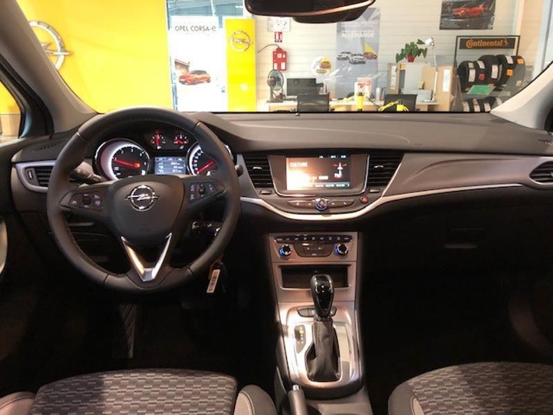 Opel Astra 1.5 D 122ch Edition Business BVA 109g Noir occasion à Vert-Saint-Denis - photo n°6