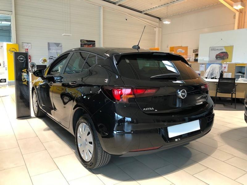Opel Astra 1.5 D 122ch Edition Business BVA 109g Noir occasion à Vert-Saint-Denis - photo n°4