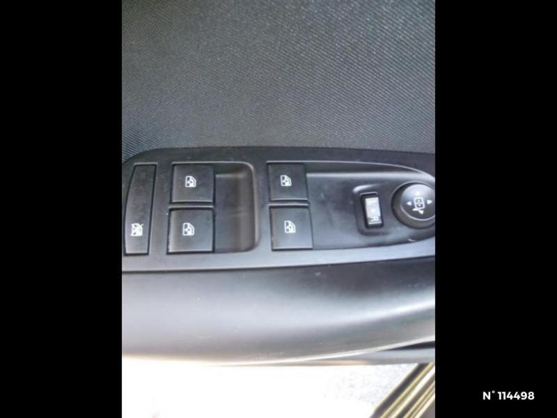 Opel Astra 1.5 D 122ch Edition Business Noir occasion à Mareuil-lès-Meaux - photo n°8