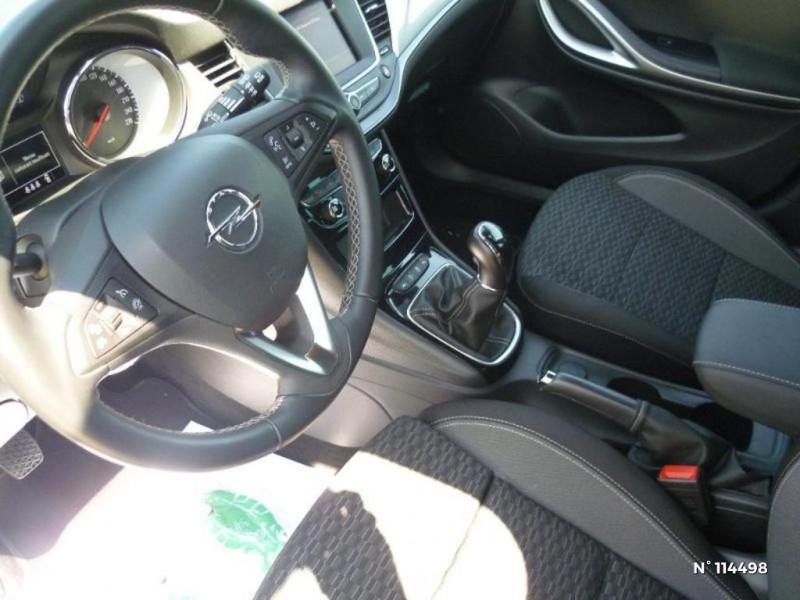 Opel Astra 1.5 D 122ch Edition Business Noir occasion à Mareuil-lès-Meaux - photo n°17