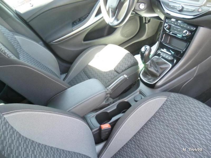 Opel Astra 1.5 D 122ch Edition Business Noir occasion à Mareuil-lès-Meaux - photo n°5