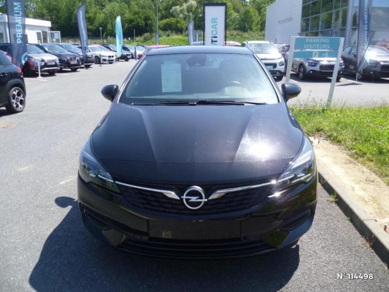 Opel Astra 1.5 D 122ch Edition Business Noir occasion à Mareuil-lès-Meaux - photo n°3