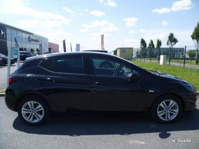 Opel Astra 1.5 D 122ch Edition Business Noir occasion à Mareuil-lès-Meaux - photo n°2