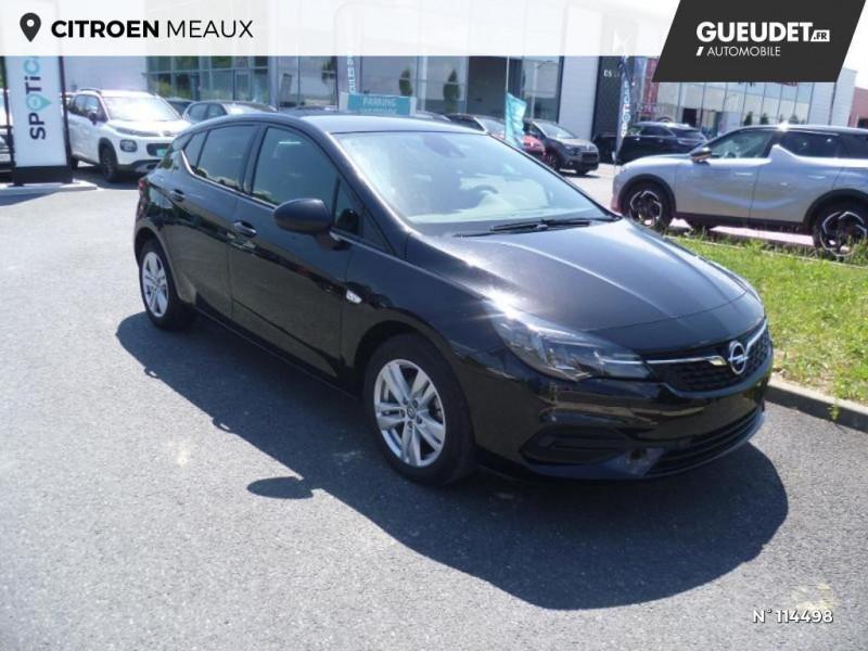 Opel Astra 1.5 D 122ch Edition Business Noir occasion à Mareuil-lès-Meaux