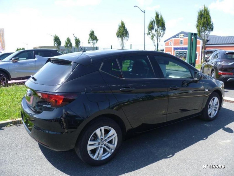 Opel Astra 1.5 D 122ch Edition Business Noir occasion à Mareuil-lès-Meaux - photo n°4