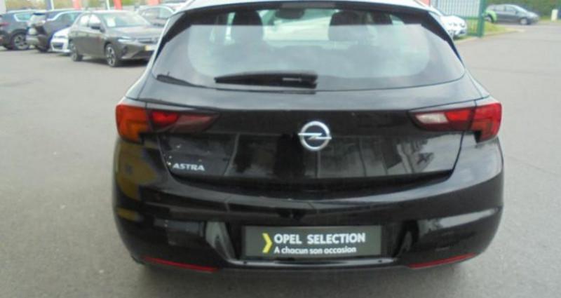 Opel Astra 1.5 D 122ch Elegance BVA 109g Noir occasion à vert-saint-denis - photo n°5