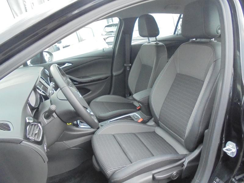 Opel Astra 1.5 D 122ch Elegance BVA 109g Noir occasion à Vert-Saint-Denis - photo n°7