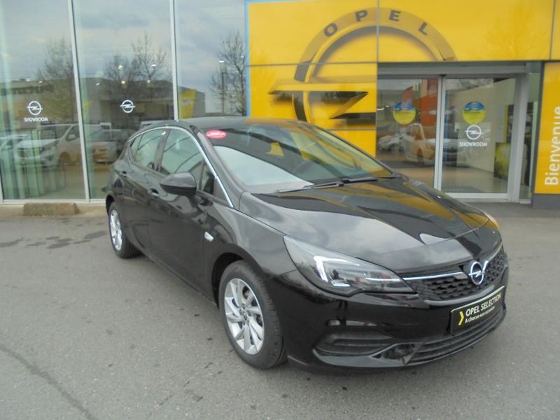 Opel Astra 1.5 D 122ch Elegance BVA 109g Noir occasion à Vert-Saint-Denis