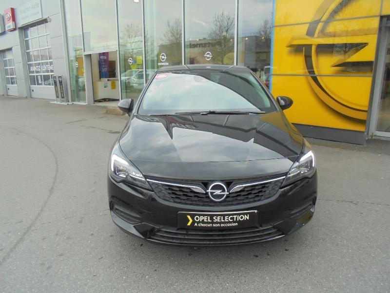 Opel Astra 1.5 D 122ch Elegance BVA 109g Noir occasion à Vert-Saint-Denis - photo n°4