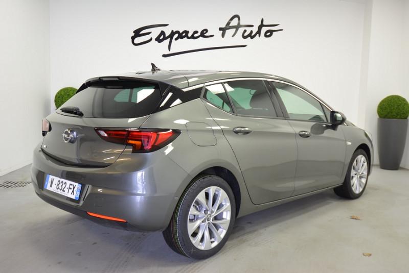 Opel Astra 1.5 D 122CH ELEGANCE Gris occasion à Quimper - photo n°2