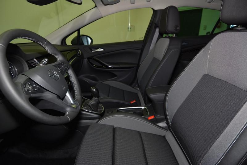 Opel Astra 1.5 D 122CH ELEGANCE Gris occasion à Quimper - photo n°3
