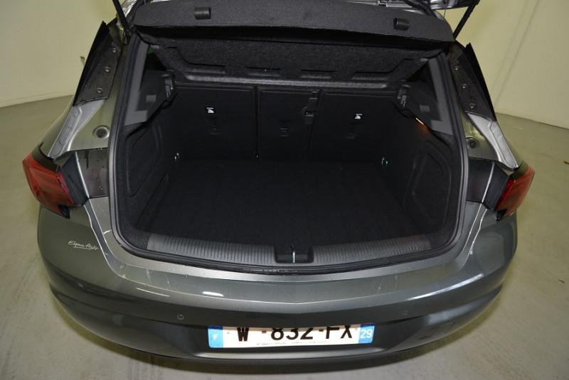 Opel Astra 1.5 D 122CH ELEGANCE Gris occasion à Quimper - photo n°6