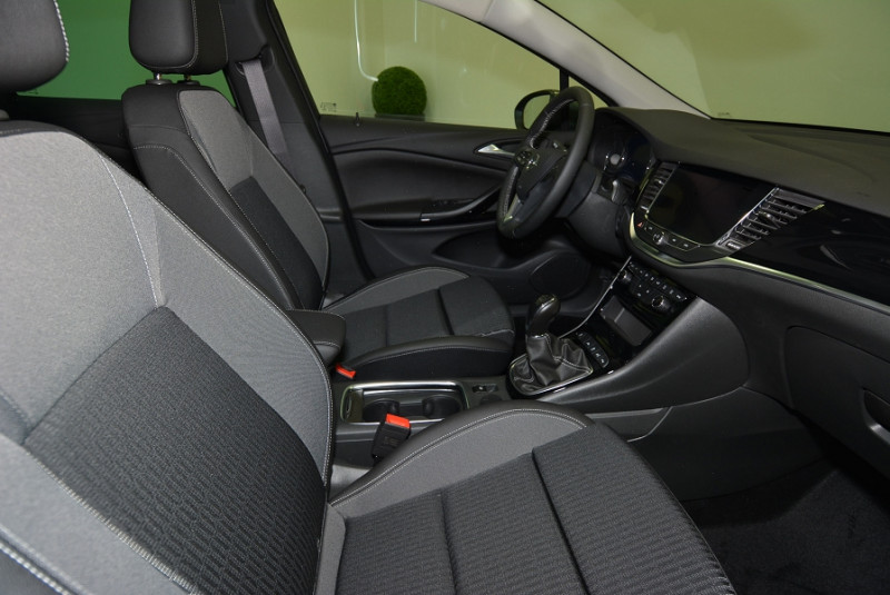 Opel Astra 1.5 D 122CH ELEGANCE Gris occasion à Quimper - photo n°7