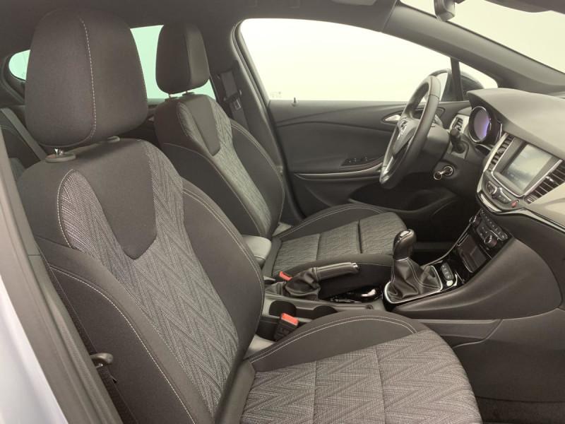 Opel Astra 1.5 Diesel 105 ch BVM6 Opel 2020 Gris occasion à SAINT-GREGOIRE - photo n°7