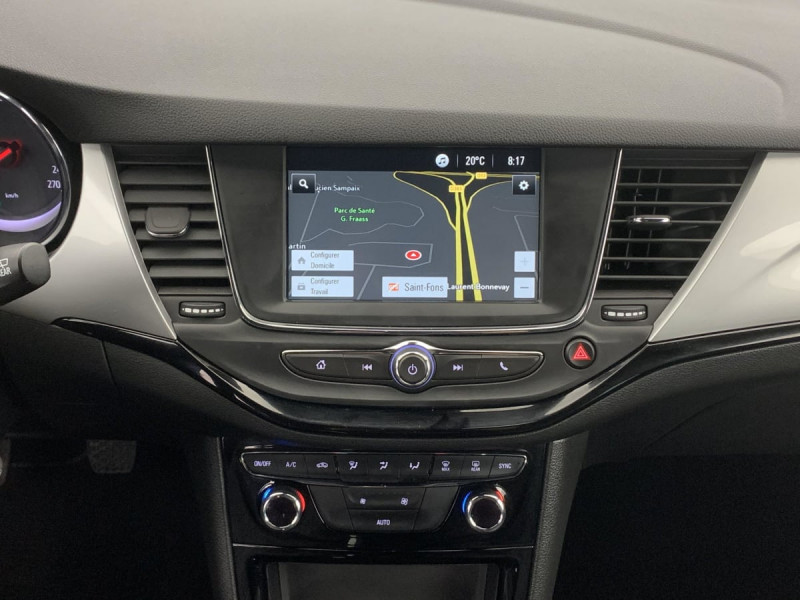 Opel Astra 1.5 Diesel 105 ch BVM6 Opel 2020 Gris occasion à SAINT-GREGOIRE - photo n°12