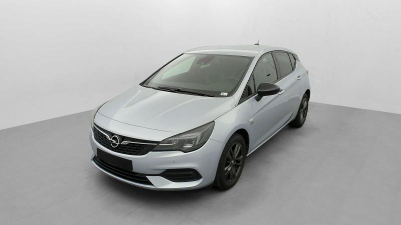Opel Astra 1.5 Diesel 105 ch BVM6 Opel 2020 Gris occasion à SAINT-GREGOIRE - photo n°3