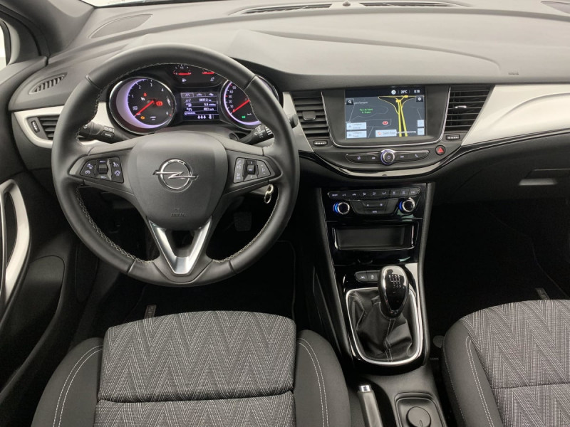Opel Astra 1.5 Diesel 105 ch BVM6 Opel 2020 Gris occasion à SAINT-GREGOIRE - photo n°11