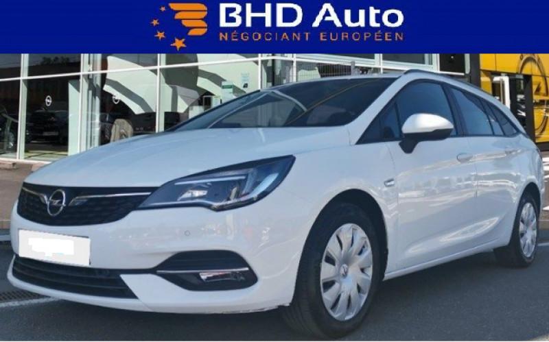 Opel Astra occasion 2020 mise en vente à Biganos par le garage BHD AUTO - photo n°1