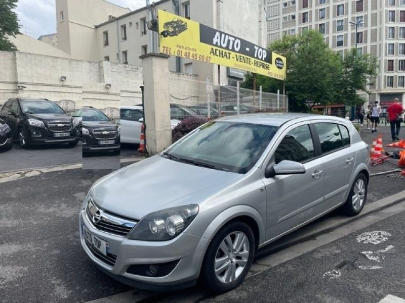 Opel Astra 1.6 115CH ECOTEC MAGNETIC 5P Gris occasion à Pantin