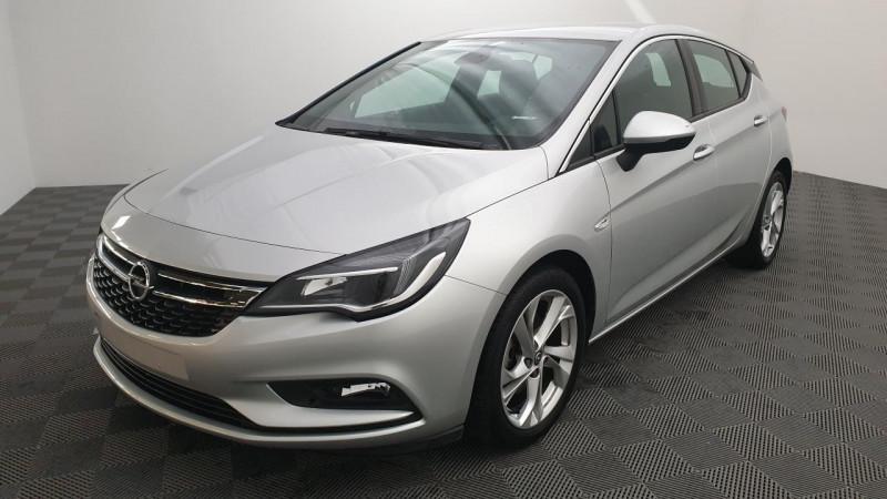 Opel Astra 1.6 cdti 136cv mt6 dynamic Gris occasion à Riorges - photo n°2