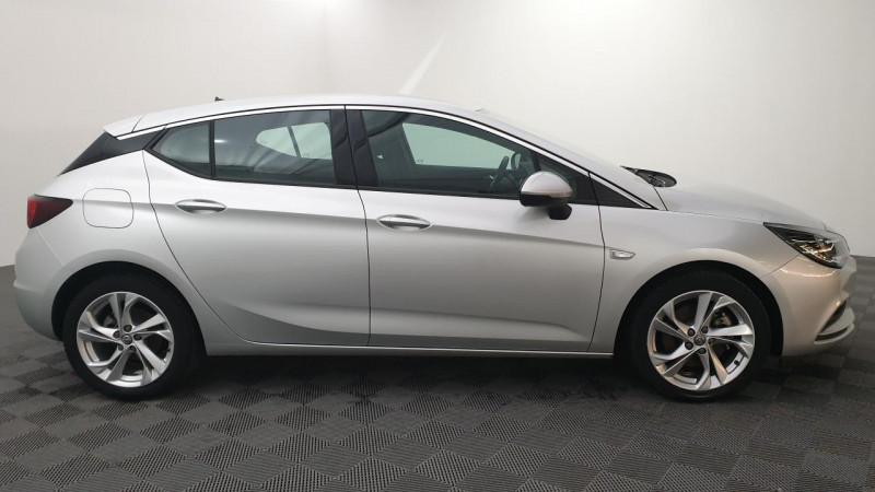 Opel Astra 1.6 cdti 136cv mt6 dynamic Gris occasion à Riorges - photo n°3