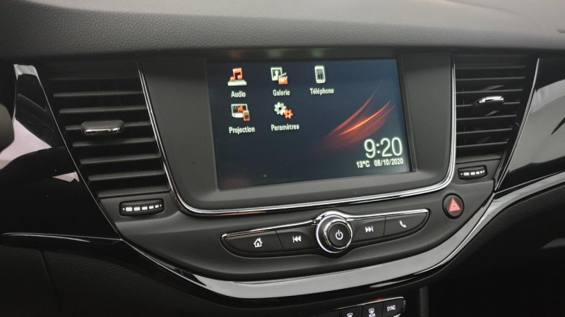 Opel Astra 1.6 cdti 136cv mt6 dynamic Gris occasion à Riorges - photo n°15