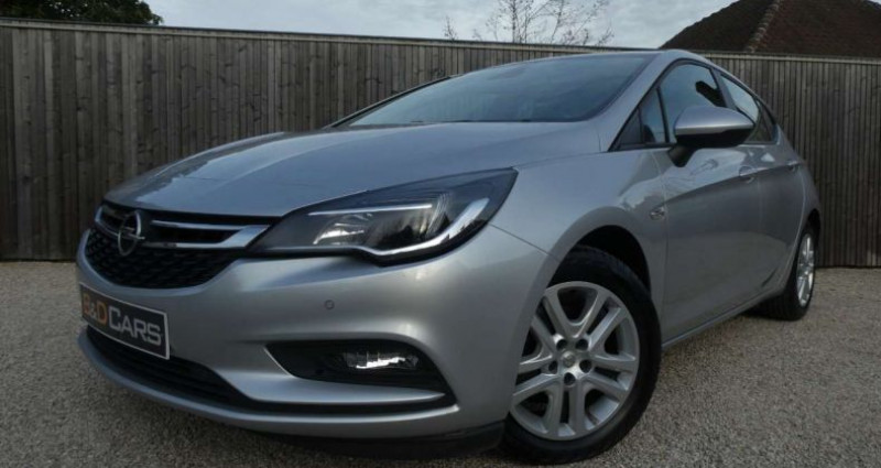 Opel Astra 1.6 CDTi ECOTEC D NETTO: 8.669 EURO Gris occasion à Waregem - photo n°3