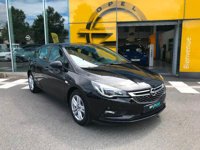 Opel Astra 1.6 D 110ch Business Edition Noir occasion à Corbeil-Essonnes