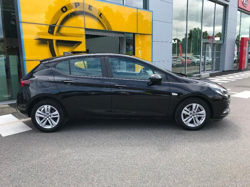 Opel Astra 1.6 D 110ch Business Edition Noir occasion à Corbeil-Essonnes - photo n°3