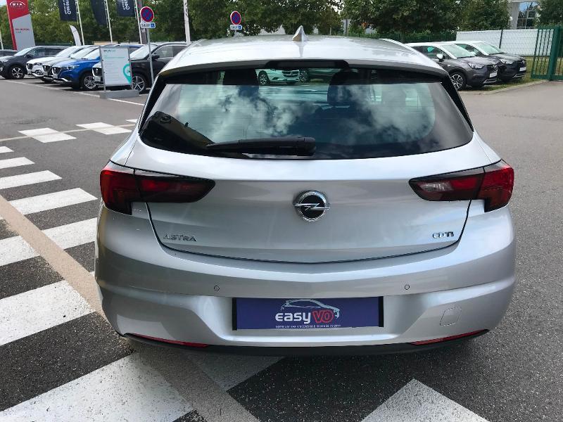 Opel Astra 1.6 D 110ch Business Edition Gris occasion à Vert-Saint-Denis - photo n°5