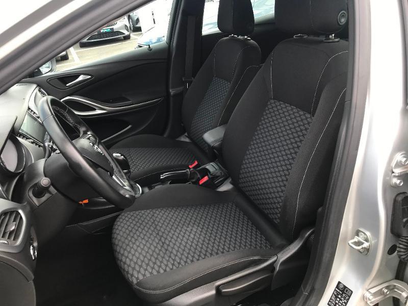 Opel Astra 1.6 D 110ch Business Edition Gris occasion à Vert-Saint-Denis - photo n°7