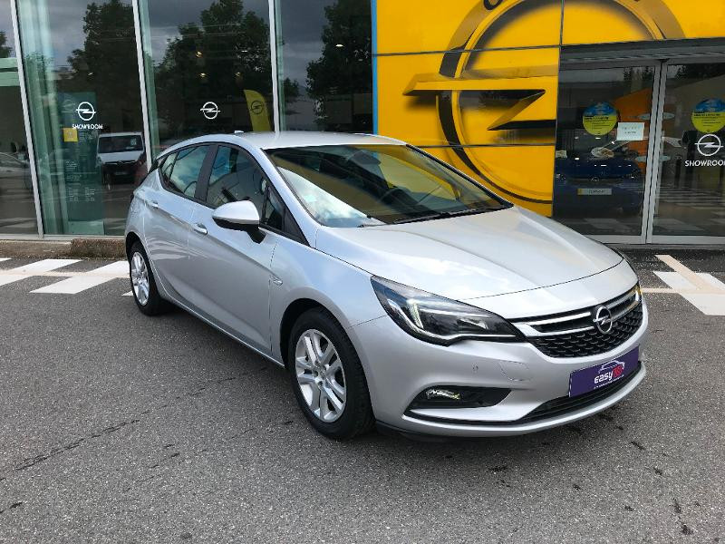 Opel Astra 1.6 D 110ch Business Edition Gris occasion à Vert-Saint-Denis