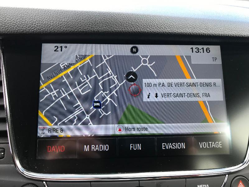 Opel Astra 1.6 D 110ch Business Edition Gris occasion à Vert-Saint-Denis - photo n°10