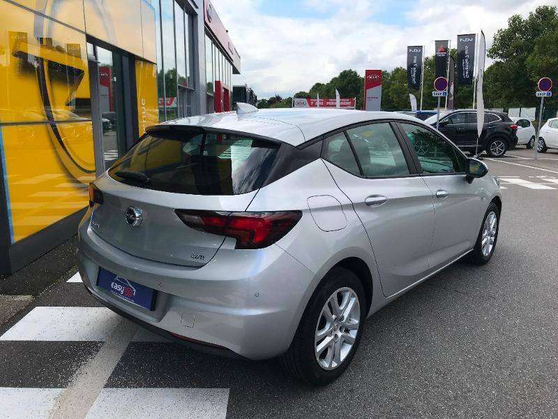 Opel Astra 1.6 D 110ch Business Edition Gris occasion à Vert-Saint-Denis - photo n°2