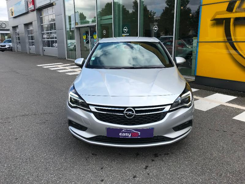 Opel Astra 1.6 D 110ch Business Edition Gris occasion à Vert-Saint-Denis - photo n°4