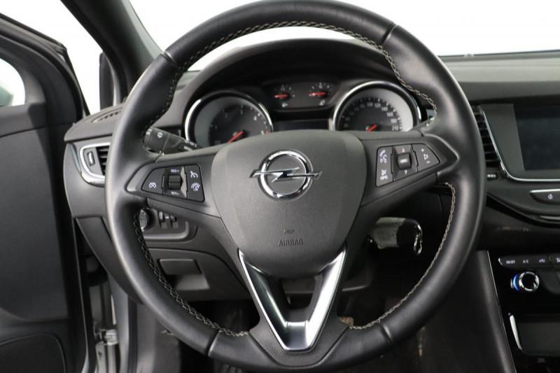 Opel Astra 1.6 Diesel 136 ch S Gris occasion à Aubière - photo n°10