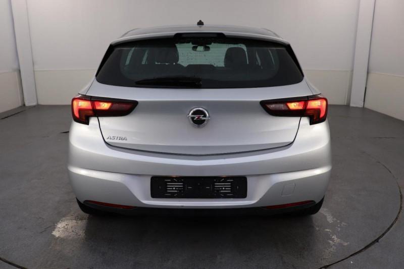 Opel Astra 1.6 Diesel 136 ch S Gris occasion à Aubière - photo n°4