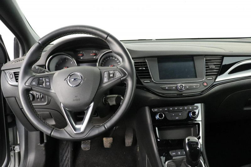 Opel Astra 1.6 Diesel 136 ch S Gris occasion à Aubière - photo n°5