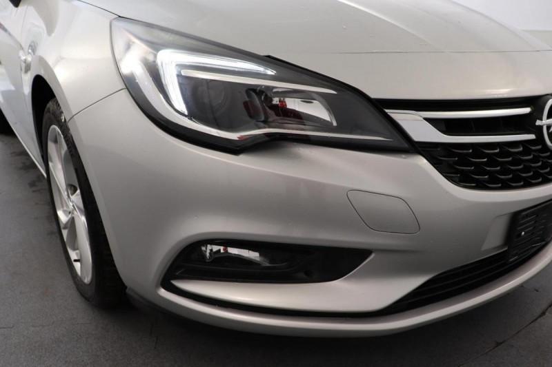 Opel Astra 1.6 Diesel 136 ch S Gris occasion à Aubière - photo n°8